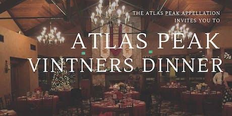Atlas Peak Vintners Dinner tickets