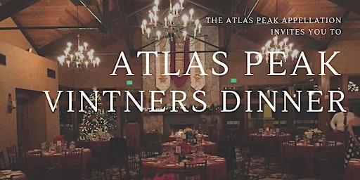 Atlas Peak Vintners Dinner