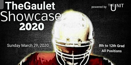 TheGaulet Showcase 2020 tickets