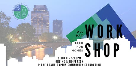 All-Day LEED for Homes Workshop tickets