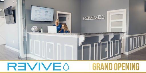 Grand Opening of REVIVE - Treasure Coast Premier Wellness Facility