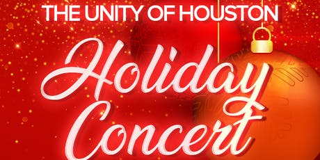 2019 Unity of Houston Holiday Concert tickets