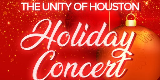 2019 Unity of Houston Holiday Concert