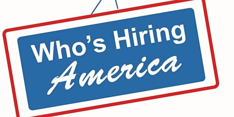 Who's Hiring America Dallas Career Fair tickets