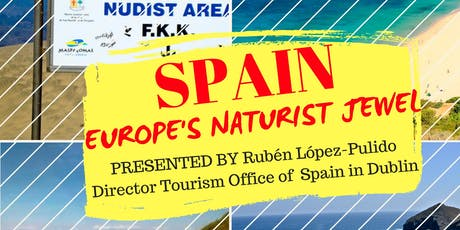 Spain - Europe's Naturist Jewel tickets