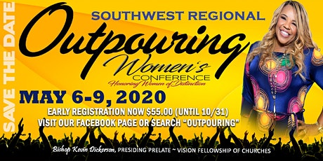 Outpouring Women's Conference & Luncheon May 2020 tickets