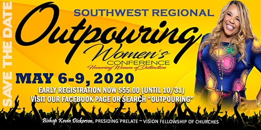 Outpouring Women's Conference & Luncheon May 2020