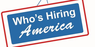 Who's Hiring America Arlington Career Fair