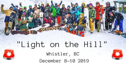 Light on the Hill Ski/Snowboard Summit 2019/20
