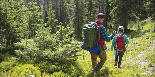 Mindful Outdoor Hiking Adventure
