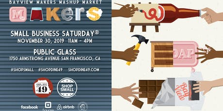 Bayview Makers Mashup Market tickets