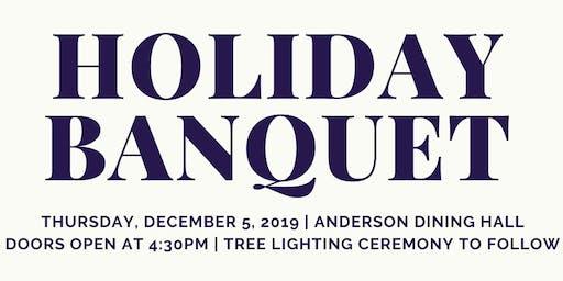 Holiday Banquet 2019