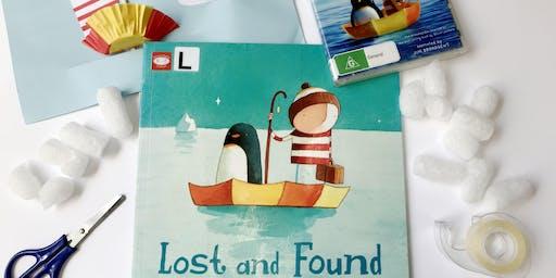 Lost and Found: Story, Movie & Craft | Miranda