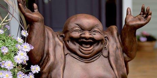 Let's Laugh! Laughter Yoga Workshop