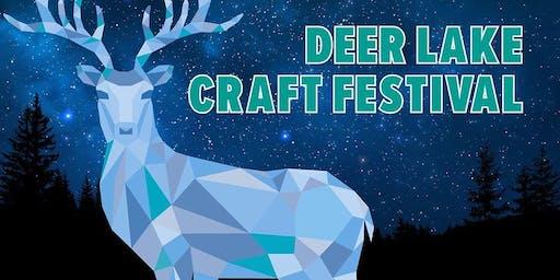Deer Lake Gallery Craft Festival