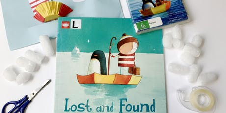 Lost and Found: Story, Movie & Craft | Cronulla tickets