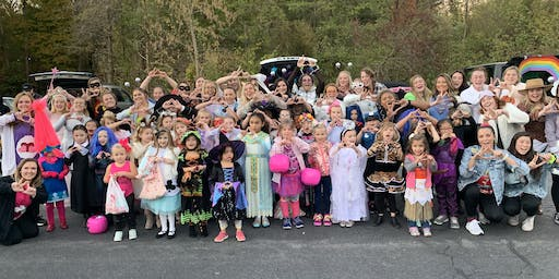 Girl Scout Thanksgiving Celebration with Kappa Delta