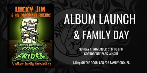 Lucky Jim Album Launch