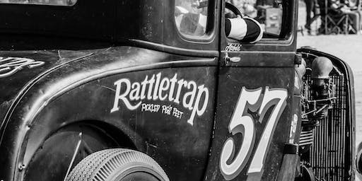 Drag-ens Hotrod Club Presents Rattletrap IV