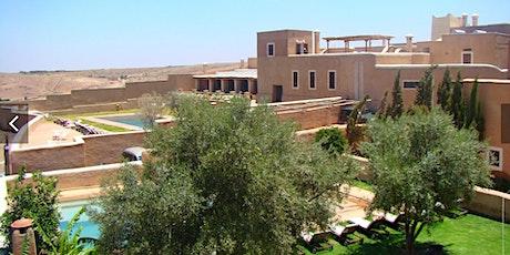 Morocco Marrakech Yoga Holiday 2021 billets