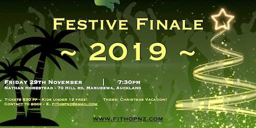 Fit Hop Festive Finale 2019
