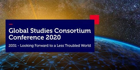 Global Studies Consortium Conference 2020 tickets