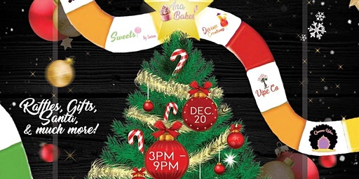 Christmas in Candyland Popup Shop