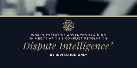 Negotiation & Conflict Executive-Level Training (2020) tickets