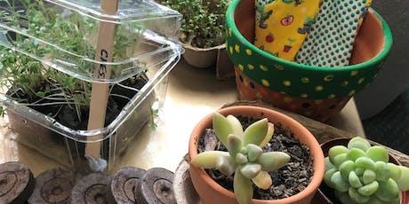 Garden Grubs, Green Thumbs tickets