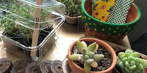 Garden Grubs, Green Thumbs