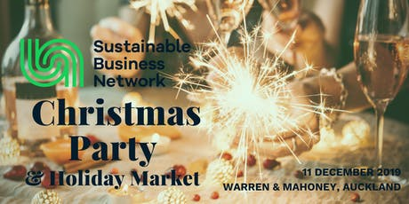 SBN Christmas Party & Members' Holiday Market tickets