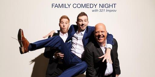 Family Comedy Night