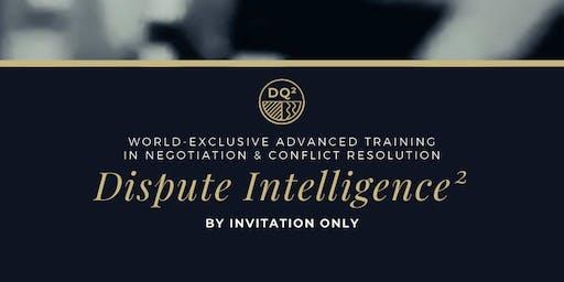 Negotiation & Conflict Executive-Level Training (2020)
