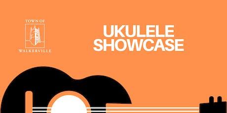 Ukulele Showcase tickets