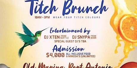Titch Brunch tickets