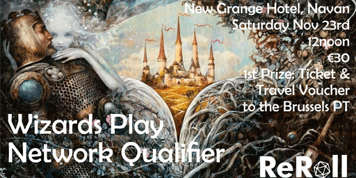 Wizards Play Network Qualifier