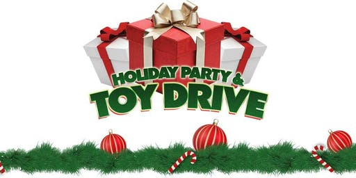 Holiday Potluck & Toy Drive with Plymouth Toastmasters