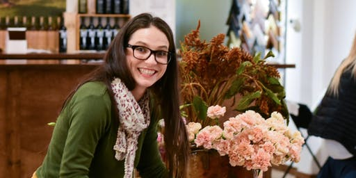 Fall Wreaths & Wine with Wild Blume