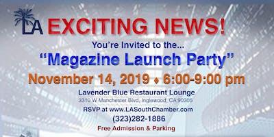 LA South Connections - Launch Party