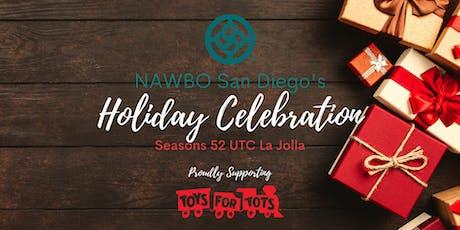 NAWBO San Diego's Holiday Celebration tickets