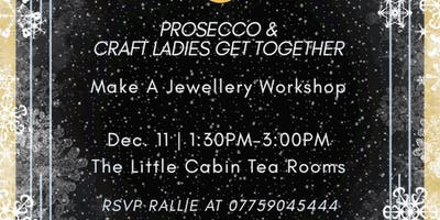 Jewellery Workshop for Adults