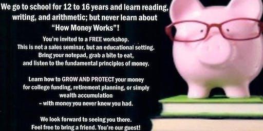 Money 101 - How Money Really Works - Woodbridge, VA