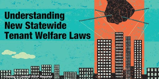 AB 1482:  Understanding New Statewide Tenant Welfare Laws (OAK)