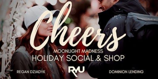 Moonlight Madness Holiday Social & Shop