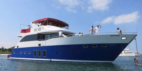 Penn/INSEAD/Stanford Yacht Cruise tickets