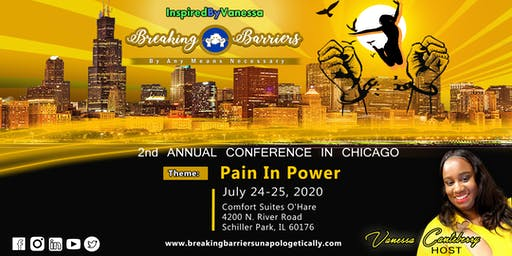 Breaking Barriers Unapologetically Conference