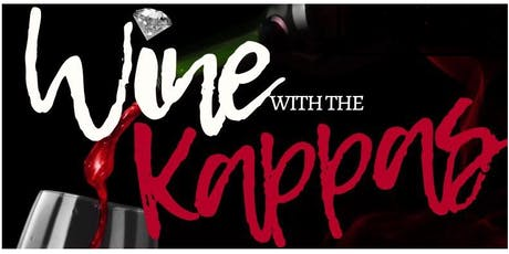 Wine with the Kappas III tickets