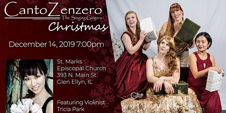 Canto Zenzero Christmas tickets