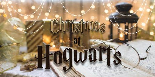 Christmas at Hogwarts-Saturday Evening *Cocktails Included*