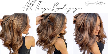 All Things Balayage with @JessicaScottHair /Hands On / PA tickets